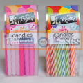 Party Decorative Taper Candles for Sale